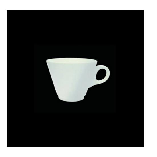 Steelite Simplicity Grand Cafe Cup 7.5cl (2.5oz)