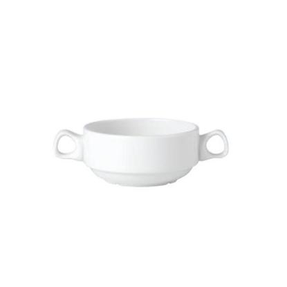 Steelite Simplicity Handled Soup Cup 28.5cl (10oz)