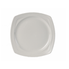 "Steelite Simplicity Harmony Square Plate 7"" (18cm)"