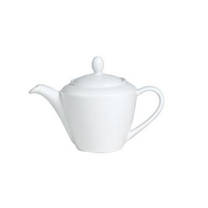 Steelite Simplicity White Harmony Teapot 60cl (21oz)