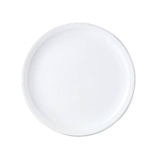 "Steelite Simplicity Pizza Plate 12.5"" (31.5cm)Steelite Simplicity Pizza Plate 12.5"" (31.5cm)"