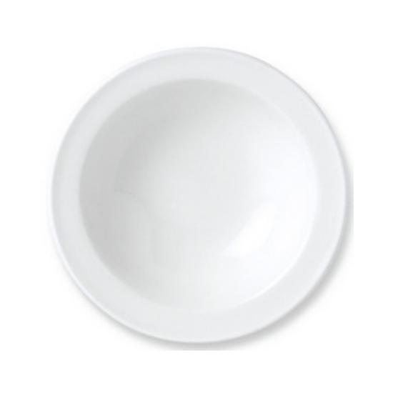 "Steelite Simplicity Rimmed Fruit Bowl 6.5"" (16.5cm)"