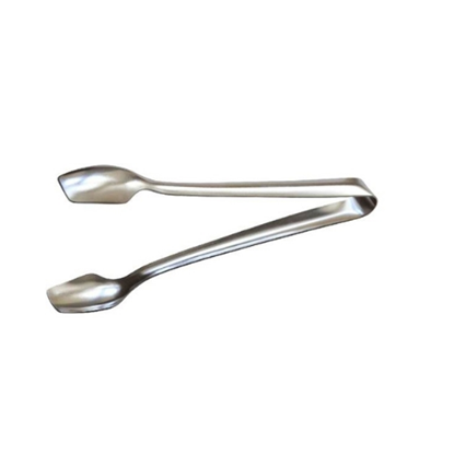 """Stainless Steel Sugar Tongs 4.3"""" (11cm)"""