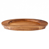 "Wooden Serving Board 10"" (25.4cm)"