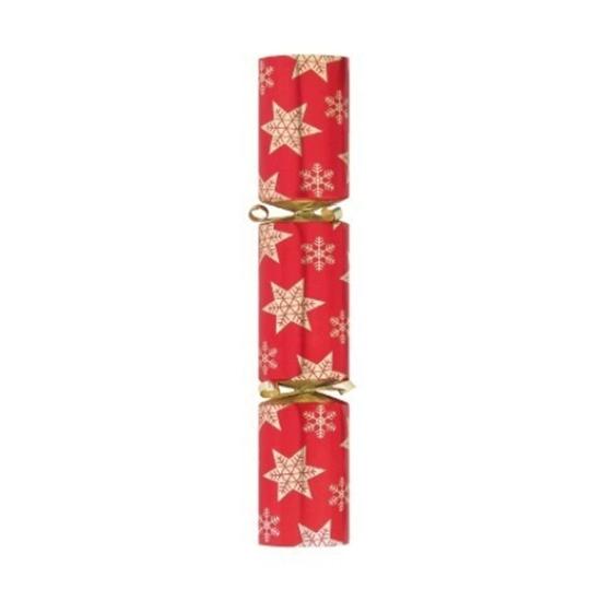 "Snowflakes Christmas Cracker 11"" (28cm)"
