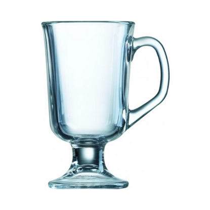 Handled Liquor Coffee Glass 29cl (10oz)