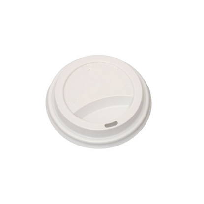 White Paper Cup Travel Lids (12 & 16oz)