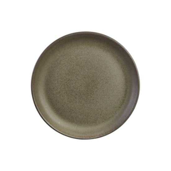 "Terra Stoneware Antigo Coupe Plate 10.8"" (27.5cm)"
