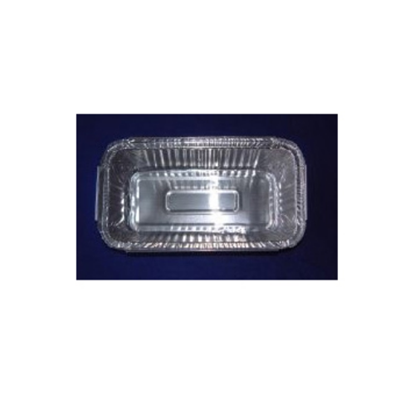 Rectangular Foil Takeaway Container