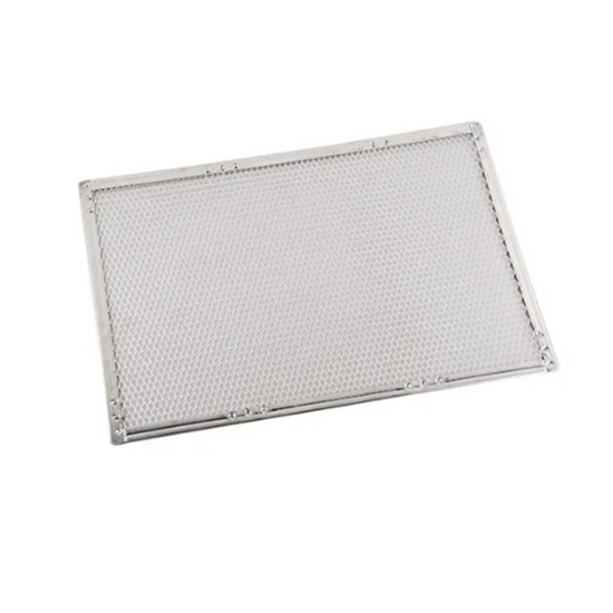 "Square Pizza Screen Mesh 10"" (25.4cm)"