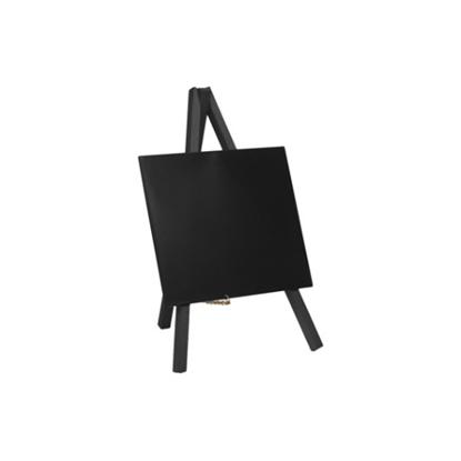 """Mini Chalkboard And Easel 9.4x4.5"""" (24x11.5cm)"""