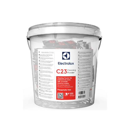 C23 Cleaning Powder Tablets For Electrolux Skyline Oven