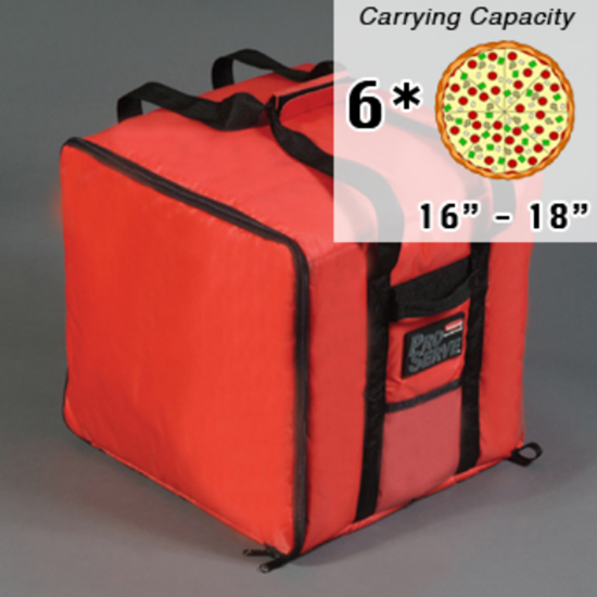 "Proserve Pizza Delivery Bag 19.7x19.7x13"" (50x50x33cm)"