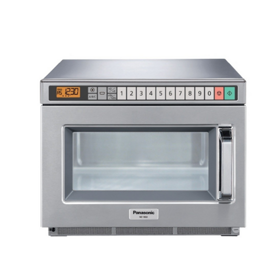 Panasonic Commercial Microwave Oven Heavy Duty