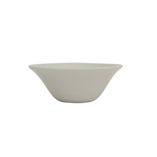 "Genware White Salad Bowl 6.7"" (17cm)"