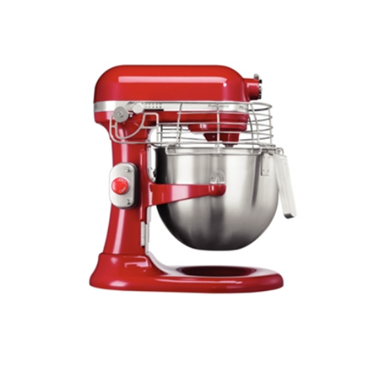 Red Kitchen And Food Mixer Professional 5KSM 6.9L