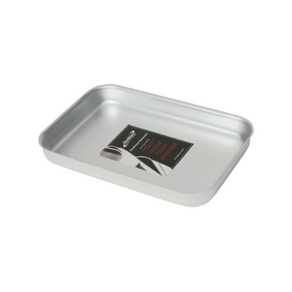 "Aluminium Bakewell Pan 17x12.2x1.6"" (43x31x4cm)"