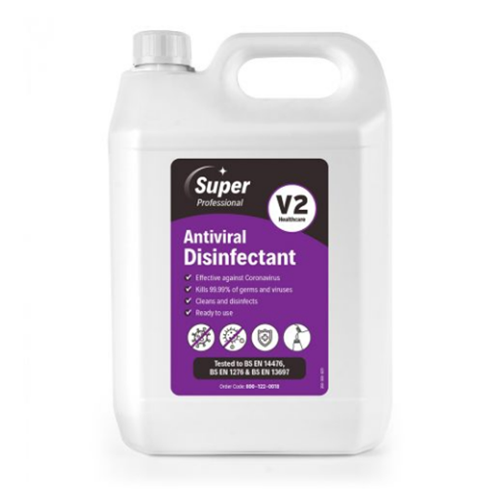 Super Professional Antiviral Disinfectant