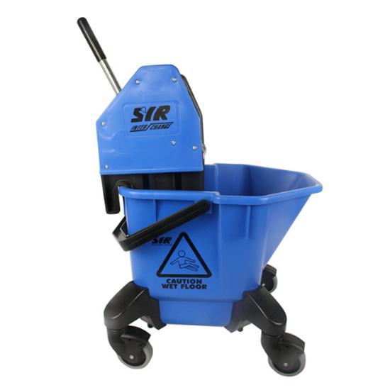 Blue Mop Bucket & Wringer