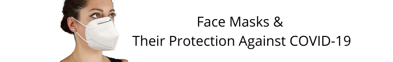 Face Masks & Their Protection Against COVID-19
