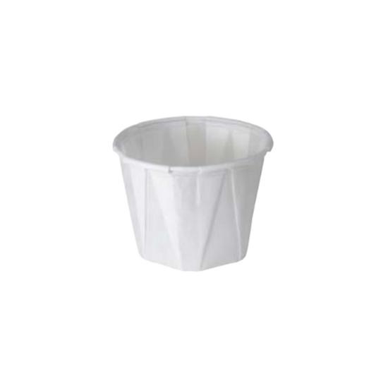 White Paper Ramekin