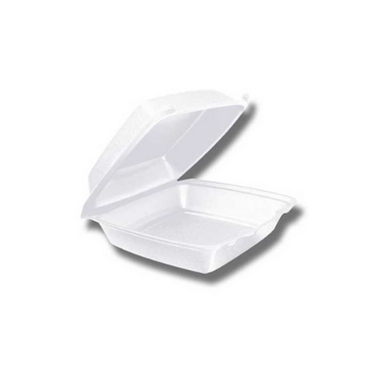 HP4 1 Compartment Meal Box (2.7x19.8x7.5cm)