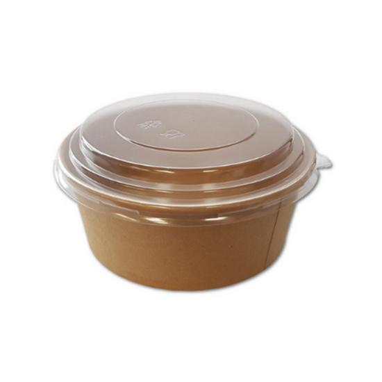 Kraft Brown Salad Bowl 750ml
