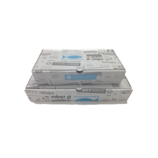 Fish & Chip Box 25x15x5cm