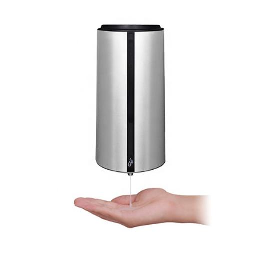 Grey Automatic Soap Dispenser