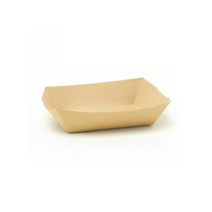 Medium Biodegradeable Kraft Tray 2.5lb