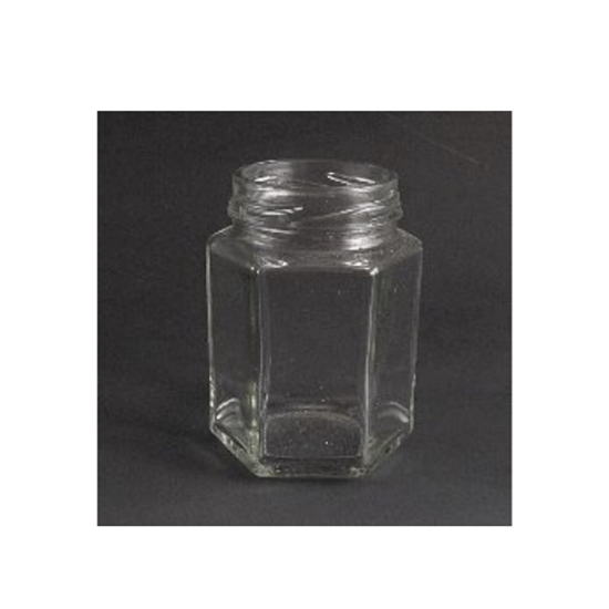 Hexagonal Jar 11cl (4oz)
