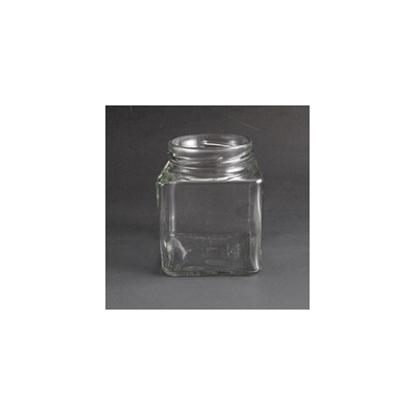 Square Jar 200ml (8oz)