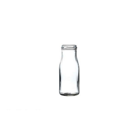 Mini Milk Bottle (No Cap) 15cl (5.25oz)
