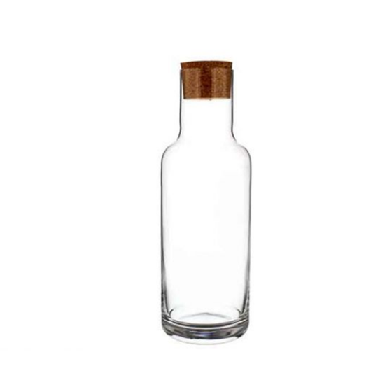 Sublime Carafe With Cork Stopper 1L