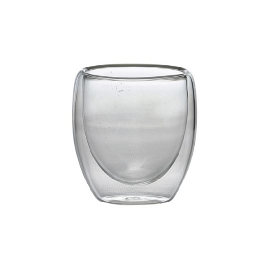 Double Walled Espresso Glass 10cl (3.5oz)
