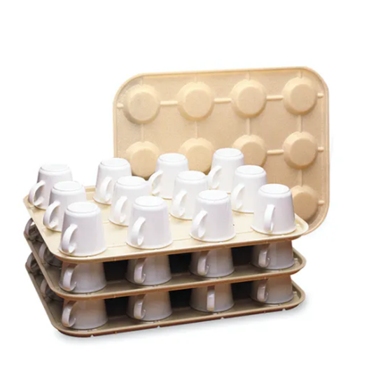 12 Cup Carrier Tray
