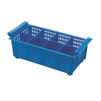 8 Section Cutlery Basket