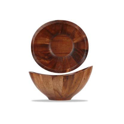 """Acacia Moonstone Bowl 5.5x5.3x2.8"""" (14x13.5x7cm)"""