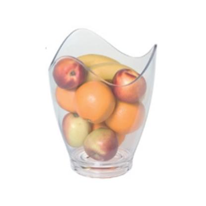Acrylic Fruit Display Bucket