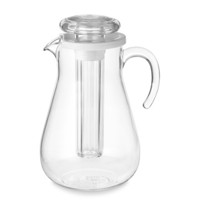Acrylic Jug With Ice Core 3L