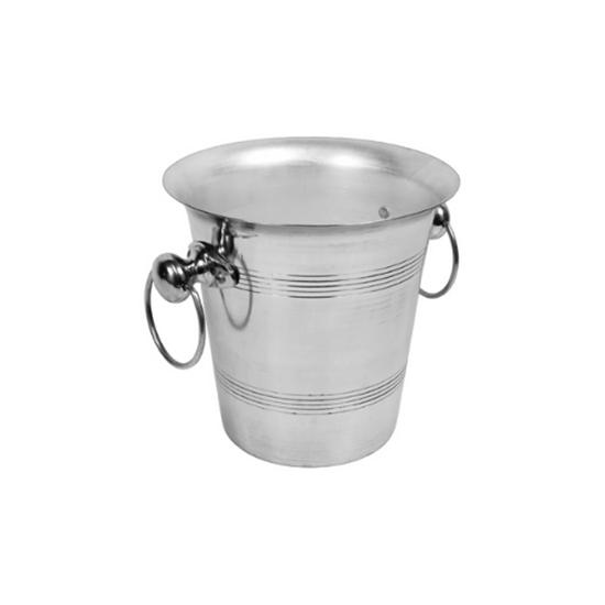 Aluminium Champagne Bucket 4L
