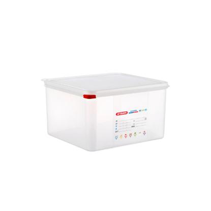 Araven Food Storage Container/Lid/Label 2/3x20cm (19L)