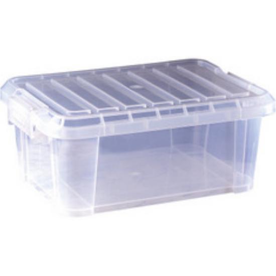 Araven Food Storage Container/Lid/Label 38x26.5x15.5cm (9L)