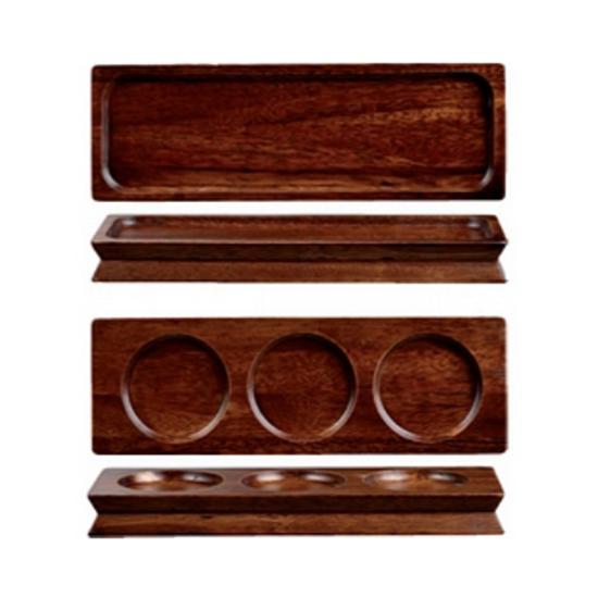 """Art De Cuisine Small Wooden Deli Board 10.6x3.5"""" (27x9cm)"""