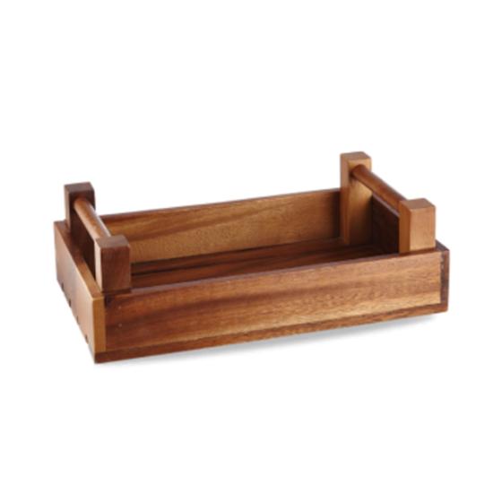 "Art De Cuisine Wooden Crate 11.8x7.9x4"" (30x20x10cm)"