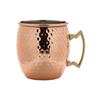 Barrel Copper Mug Hammered 55cl (19.3oz)