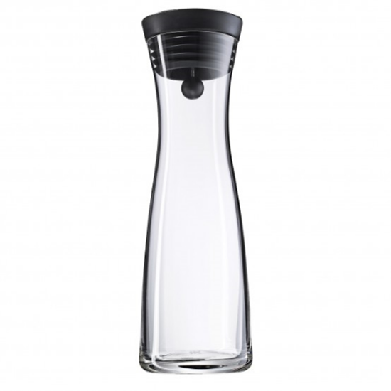 Basic Water Decanter Black Design 1L