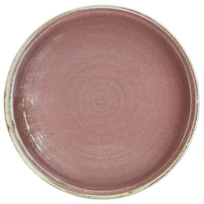 "Terra Porcelain Rose Presentation Plate 10.2"" (26cm)"