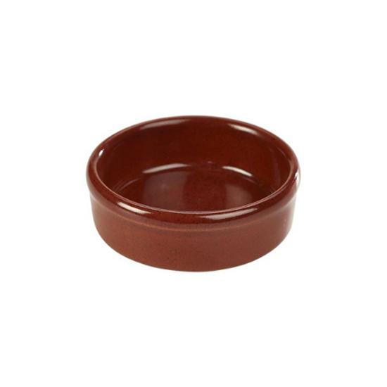 Terra Stoneware Rustic Red Tapas Dish 17cl (6oz)