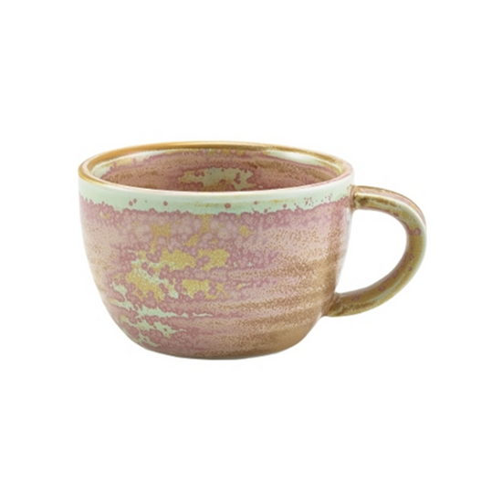 Terra Porcelain Rose Coffee Cup 28.5cl (10oz)